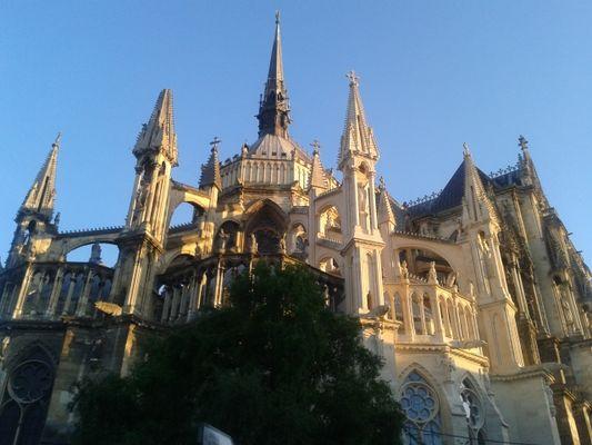 Cathédral de Reims