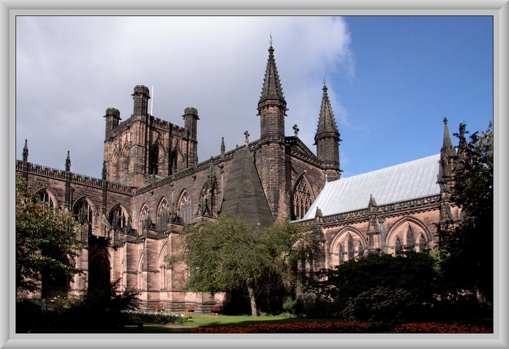 Cathedral of Chester