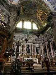 *Cathedral Of Naples - The High Altar*