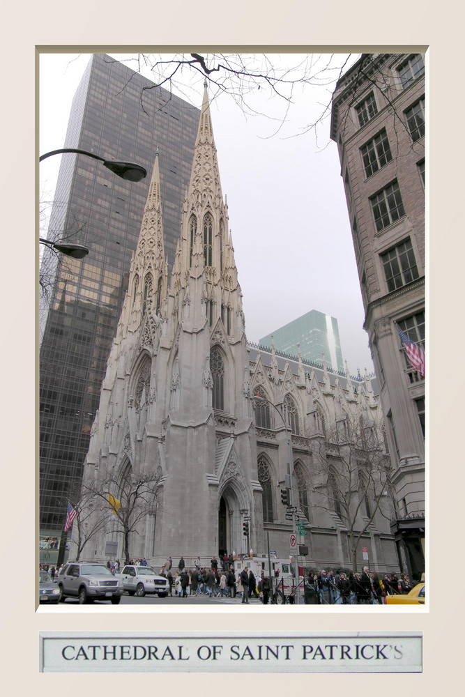 Cathedral of Saint Patrick´s