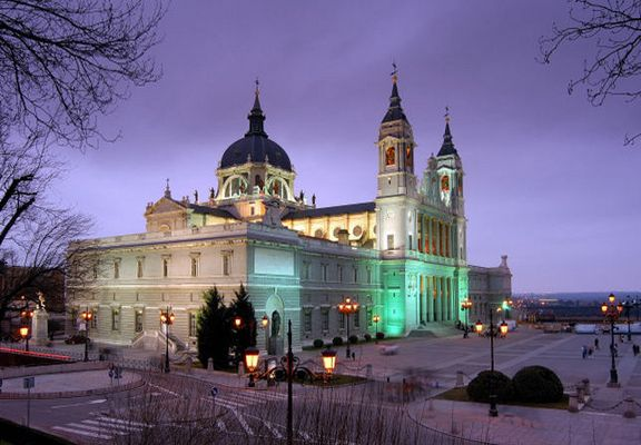 Cathedral of the Almudena