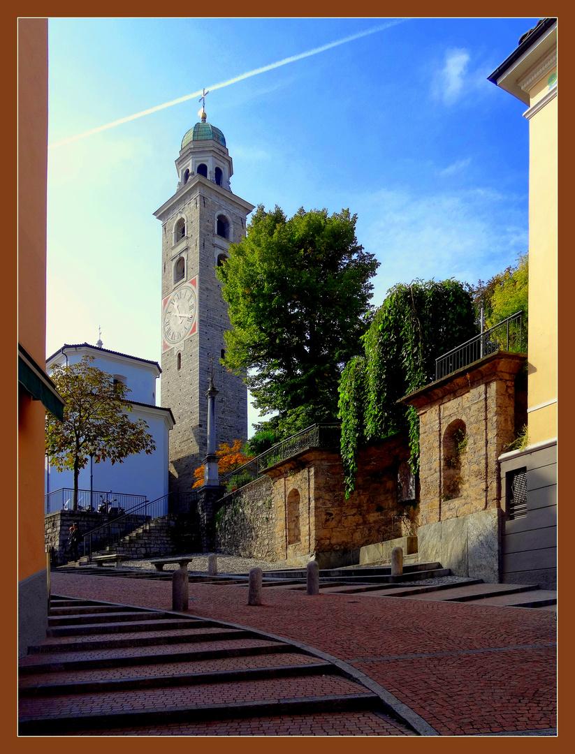 Cathedral San Lorenzo Lugano