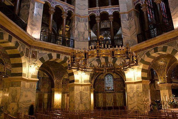 Cathedrale Aix la Chapelle (Aachen)