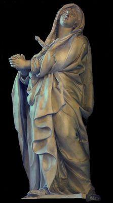 Cathédrale d'Amiens / Statuaire