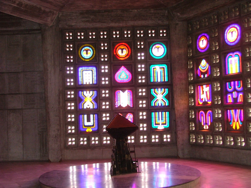Cathedrale de Baccarat