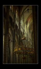 Cathédrale de Bourges - Intérieur