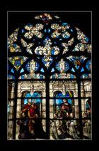 Cathédrale de Bourges - Vitraux