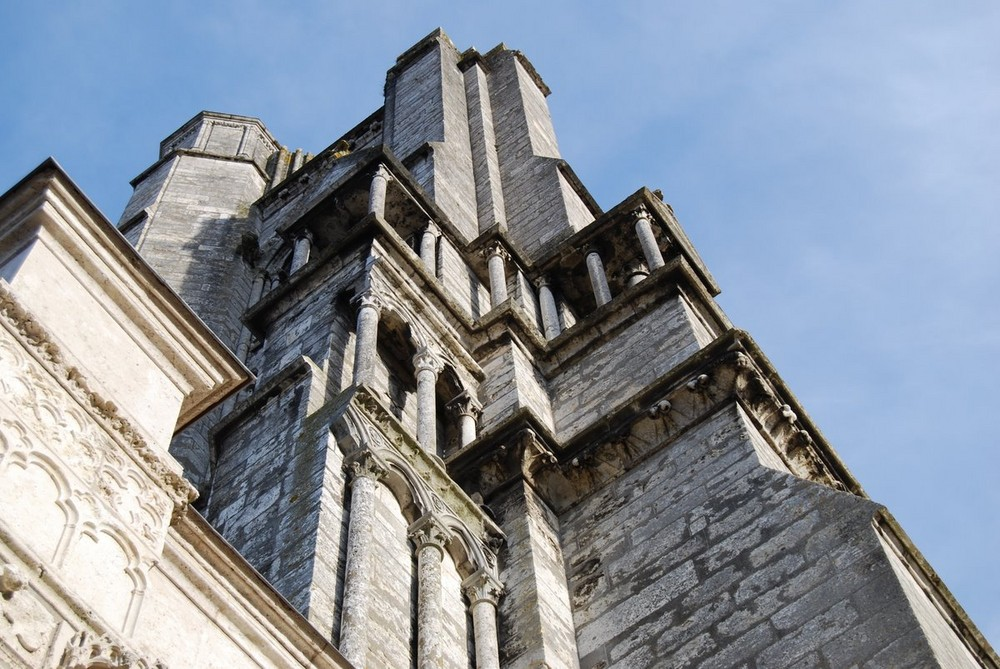 Cathédrale de Chartres-Détail-La flêche