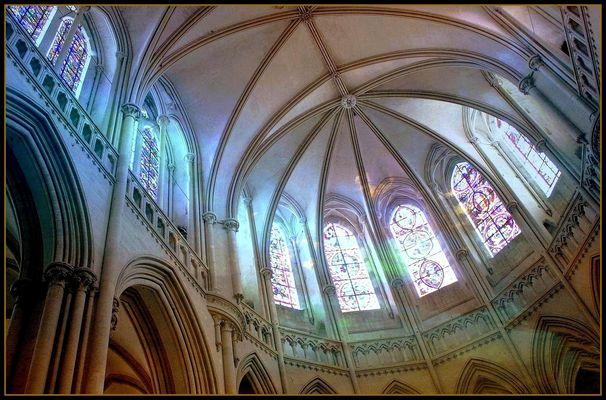 Cathédrale de Coutances / 2