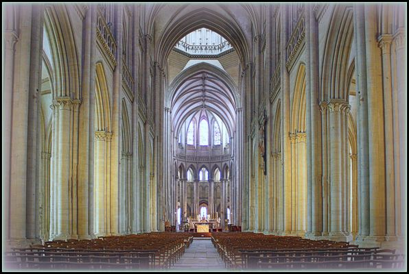 Cathédrale de Coutances / Manche
