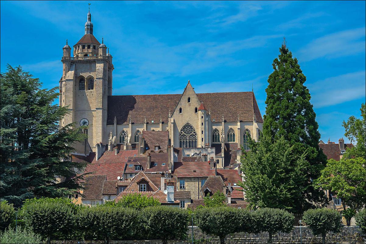 Cathedrale de Dole