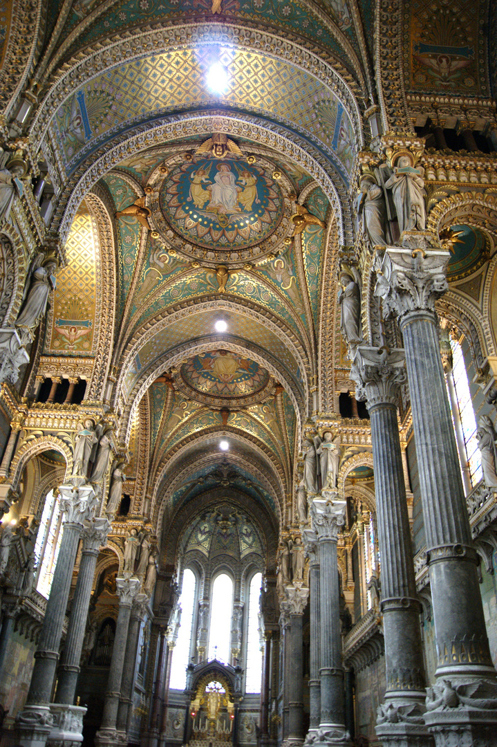 Cathedrale de Fourviere (Lyon)