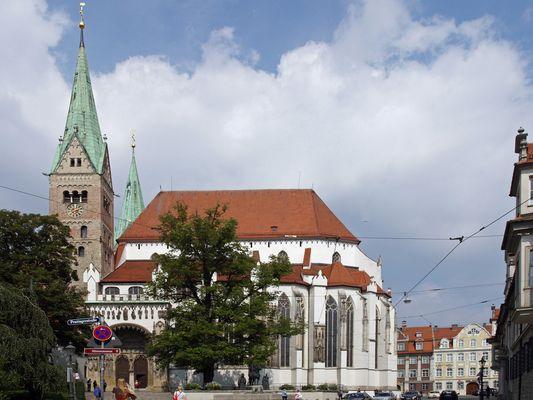 Cathédrale de la Visitation  --  Augsburg  --  Mariendom