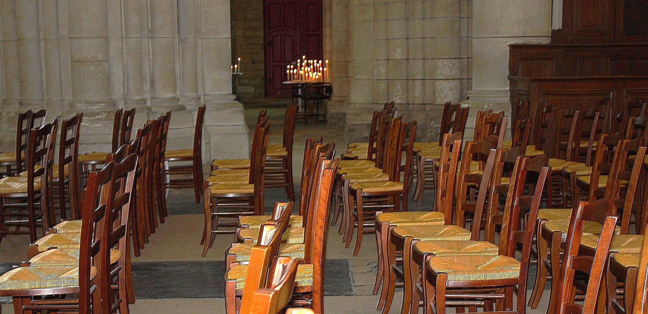Cathédrale de Laon Atmosphère