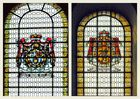 Cathédrale de Malmédy, vitraux