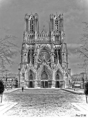 Cathédrale de Rheims