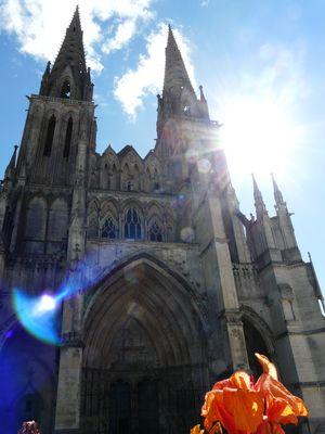 Cathédrale de Sée dans l'Orne