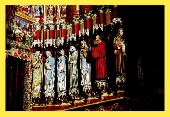 Cathédrale en couleurs