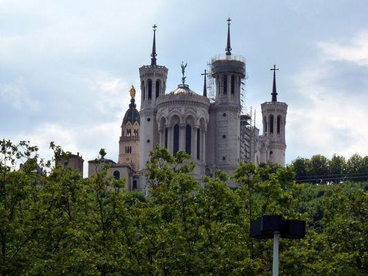 """Cathédrale """"Notre Dame de Fourvière"""""""