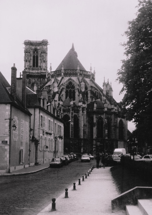 Cathédrale Saint Cyr et Sainte Julitte in Nevers-sur-Loire