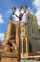 Cathedrale Saint Etiènne de Metz