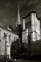 Cathédrale Saint-Pierre de Genève - 2