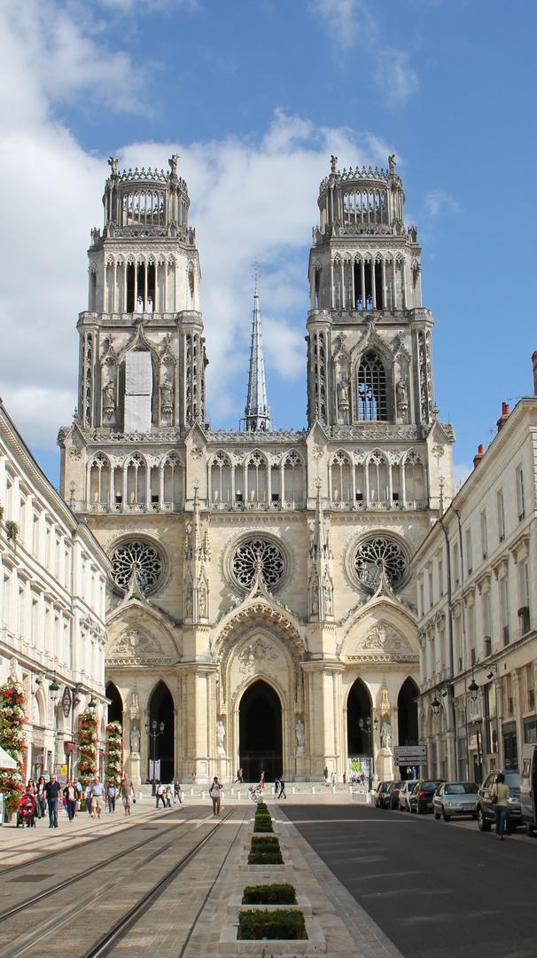 Cathédrale Sainte-Croix - Orléans (45)