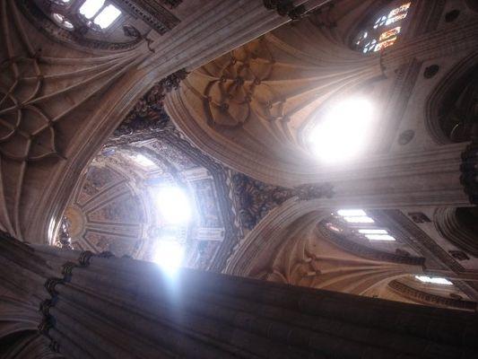 cathédrale salamanque