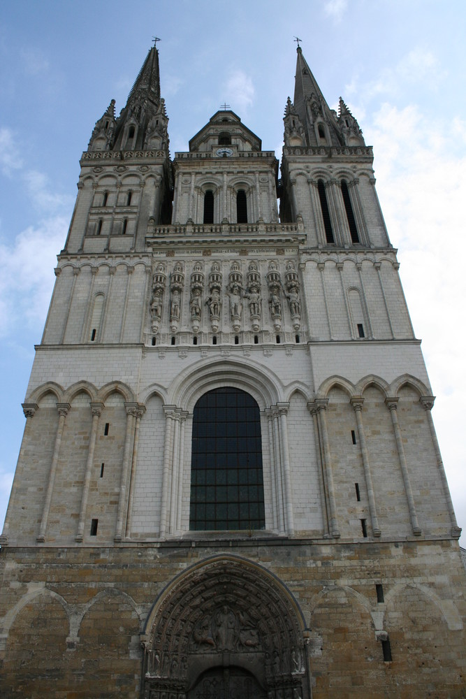 Cathédrale ST MAURICE d' ANGERS