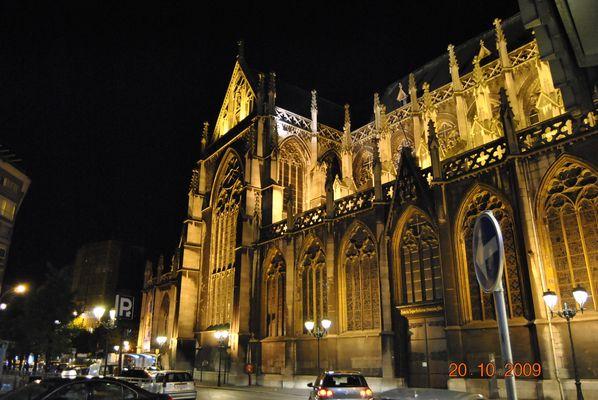 Cathédrale st-paul liége belgique