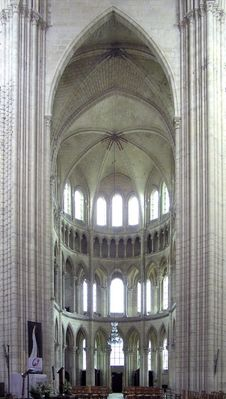 Cathédrale St.Gervais in Soissons