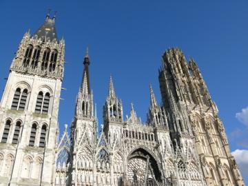 cathedrale von rouen