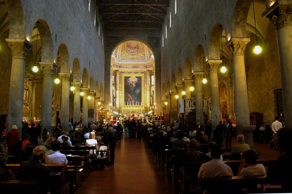 Cattedrale di San Zeno ( Duomo a Pistoia).