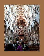 cattedrale di Wells...interno
