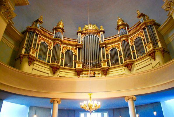 Cattedrale Suomellina (Finlandia)