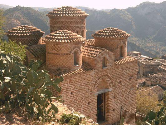 Cattolica, der Juwel der byzantinischen Kunst