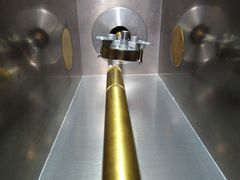 CATV wall outlet in Triaxial Cell