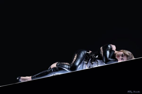 catwoman lighting
