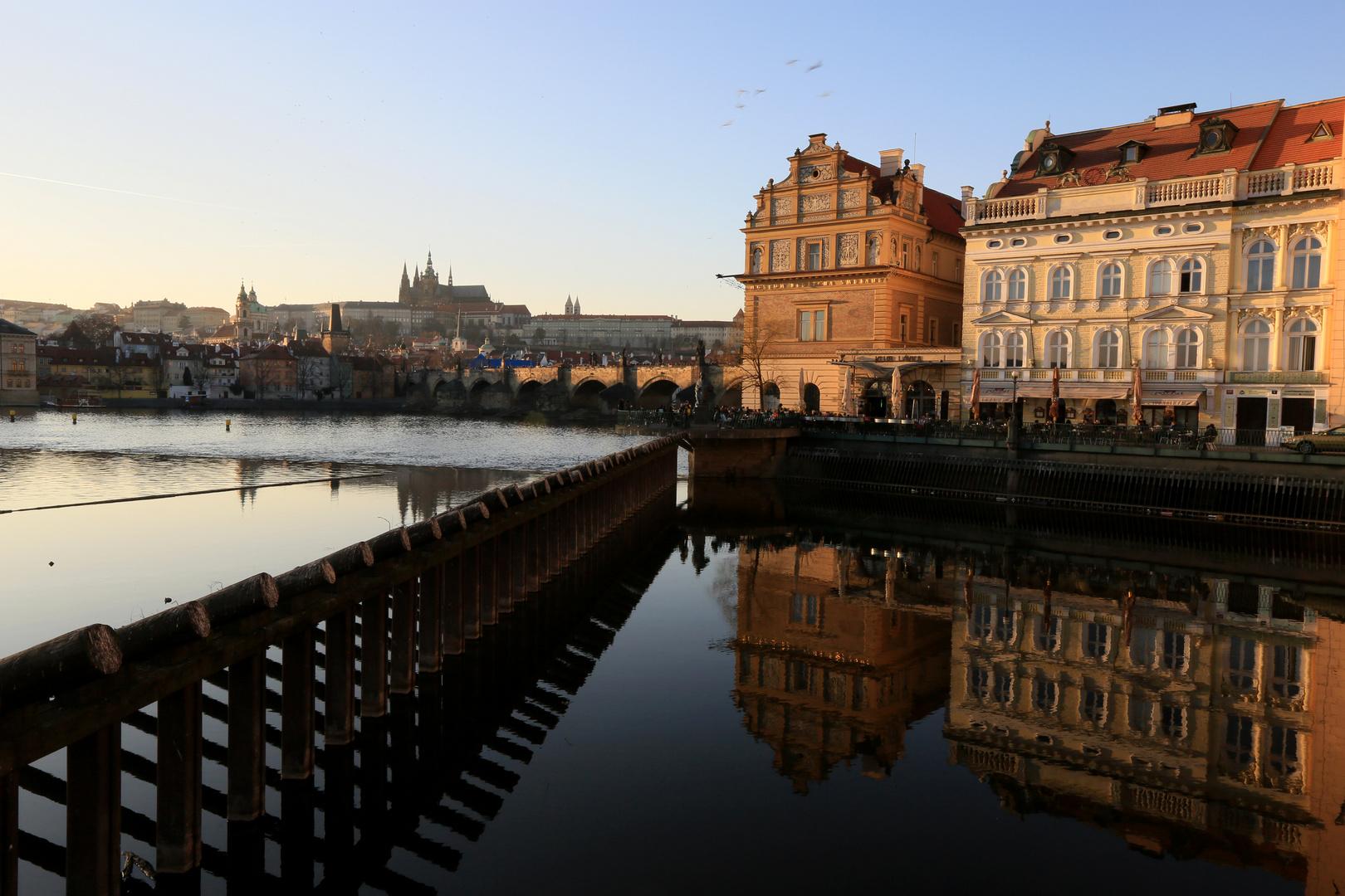 Cau tinh Praha