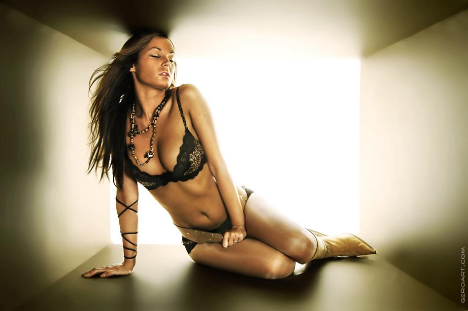 cave woman II