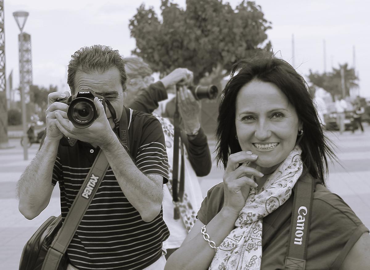 """""""Cazador de fotógrafos"""" ll"""
