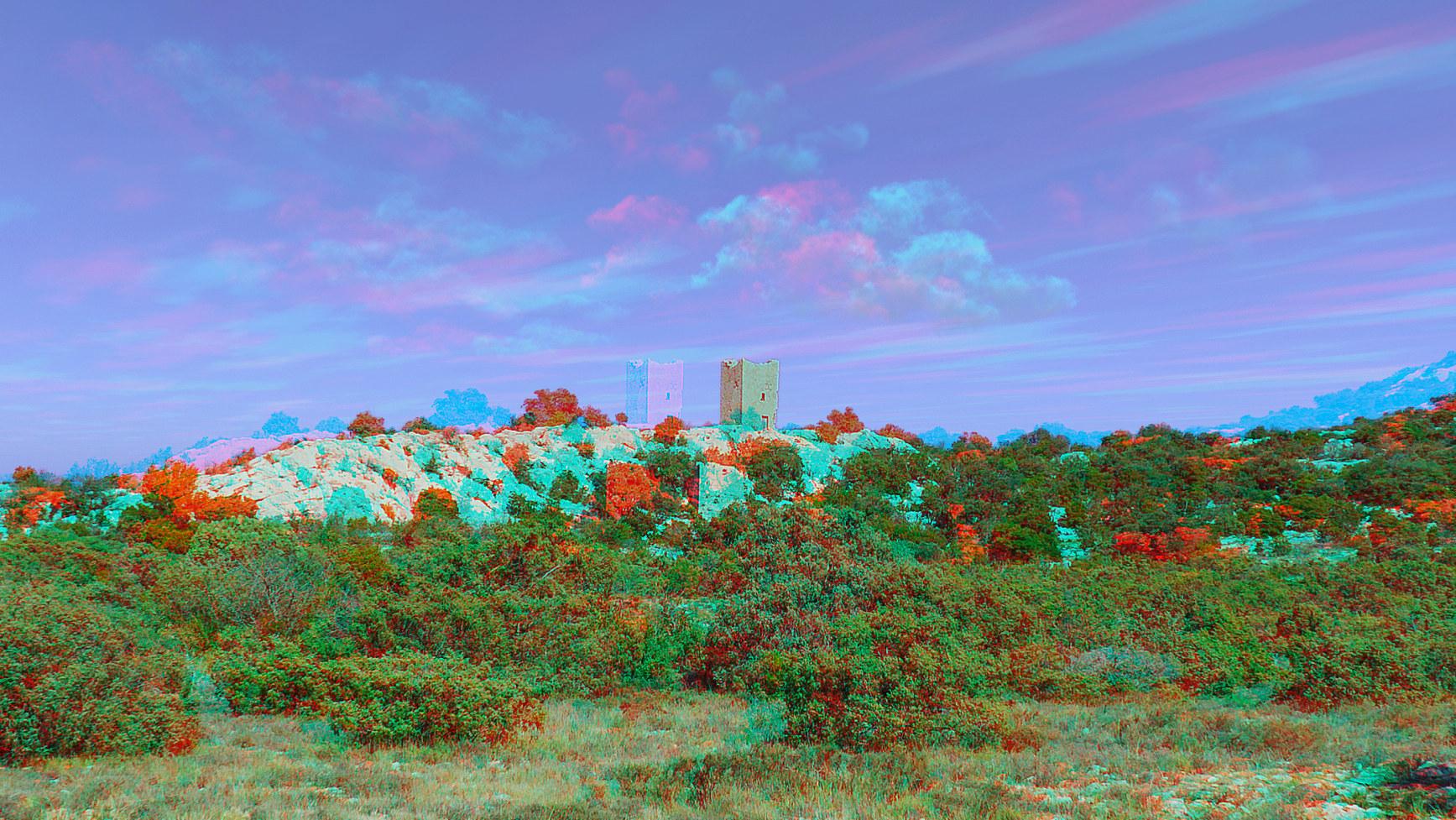 Cazevieille tower