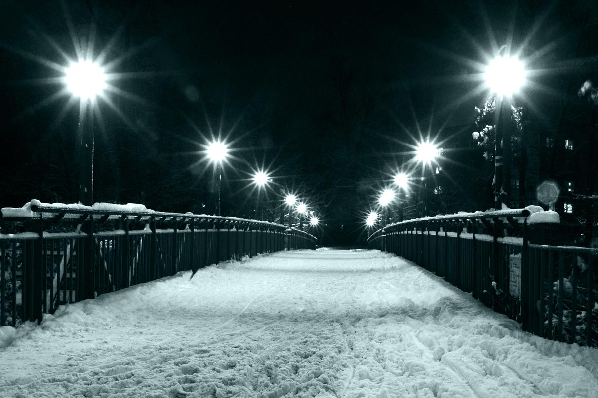 CB - Winterbrücke