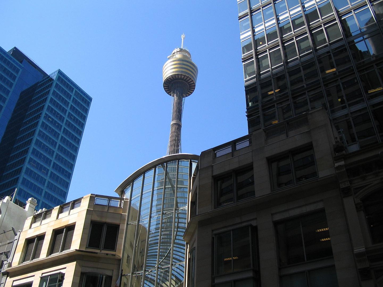 CBD - Sydney Tower