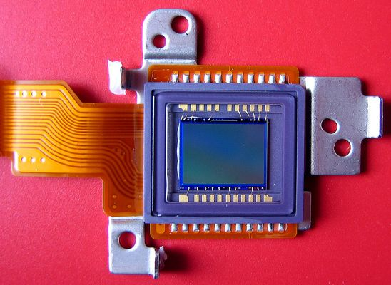 CCD-Sensor Canon IXUS 430