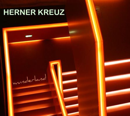 "CD-FRONTCOVER ""wunderland"" von HERNER KREUZ"