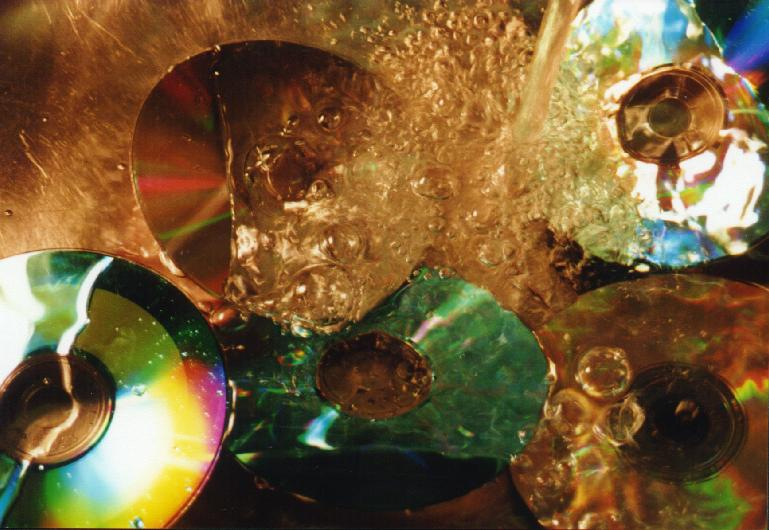 CD Reinigung :o)