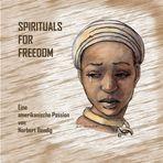 CD Spirituals for freedom - Aquarell mit lavierter Tinte