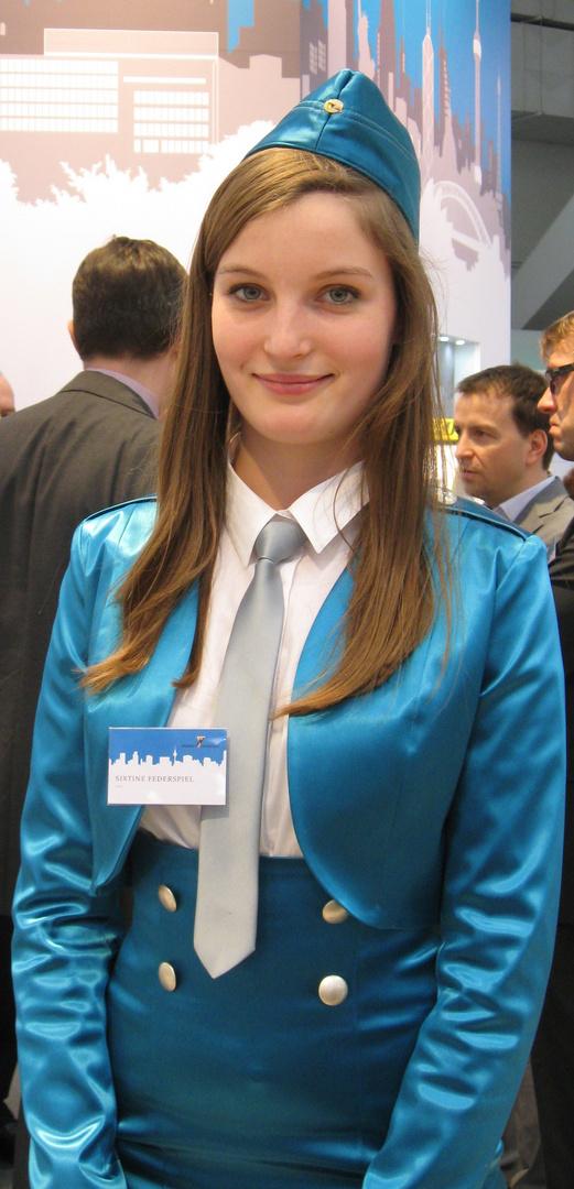 CeBIT 2013 Hostess