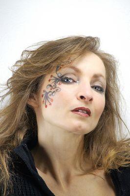 Cécile Poupard maquillage